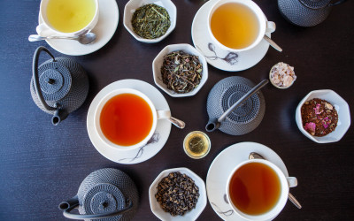 Special tea tasting pe 27.9.2019 klo 17.30